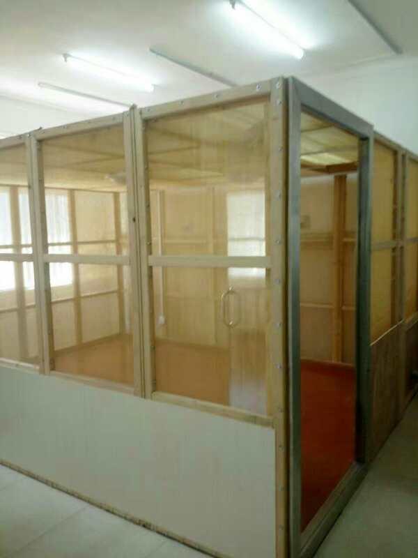 双层铜网英国威廉希尔公司APP室