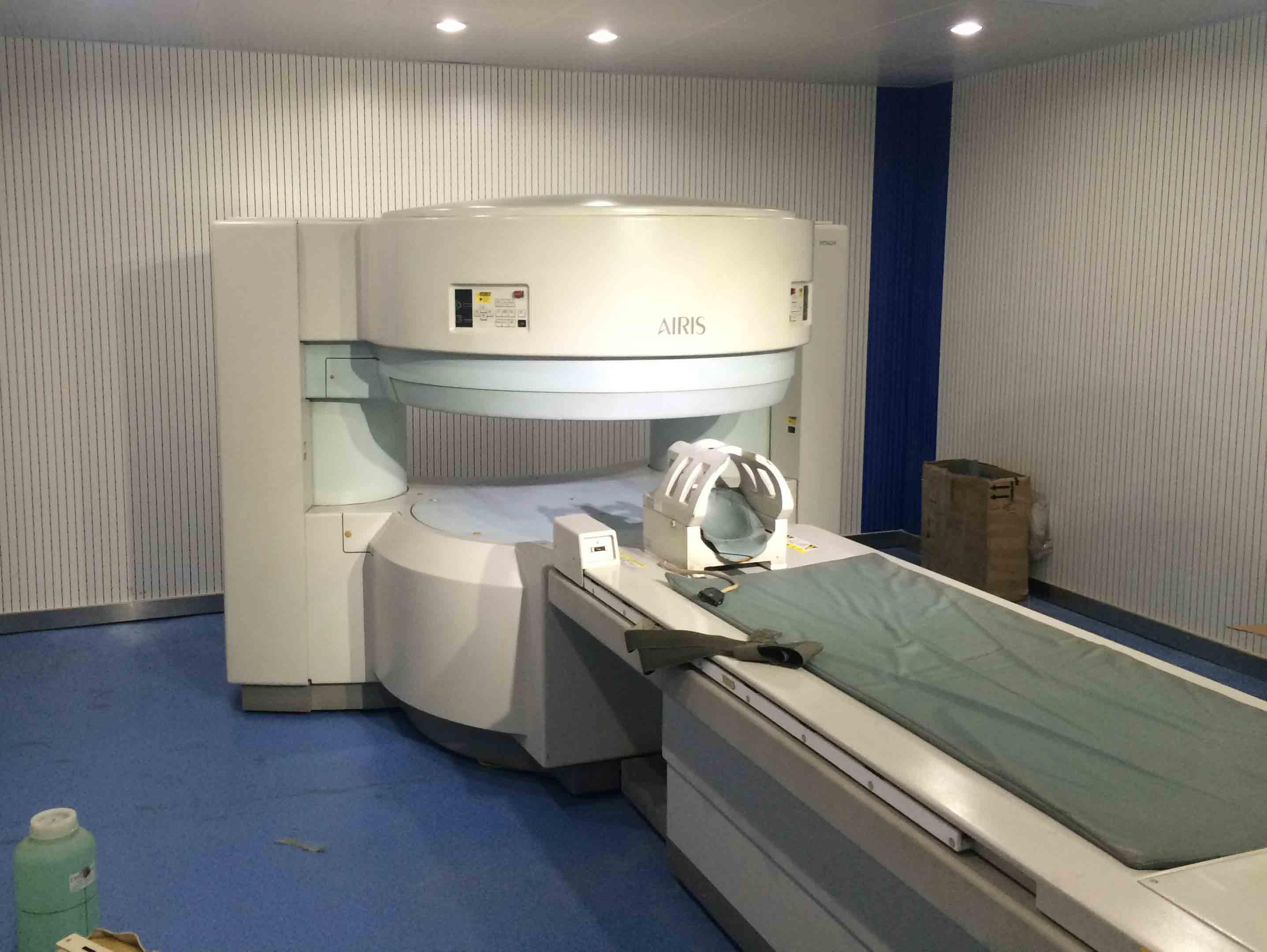 日立0.3T磁共振英国威廉希尔公司APP室
