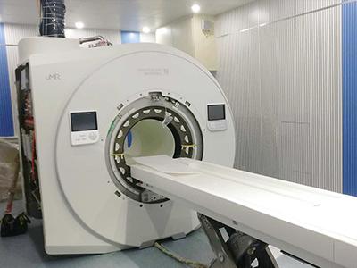 联影1.5T磁共振英国威廉希尔公司APP室