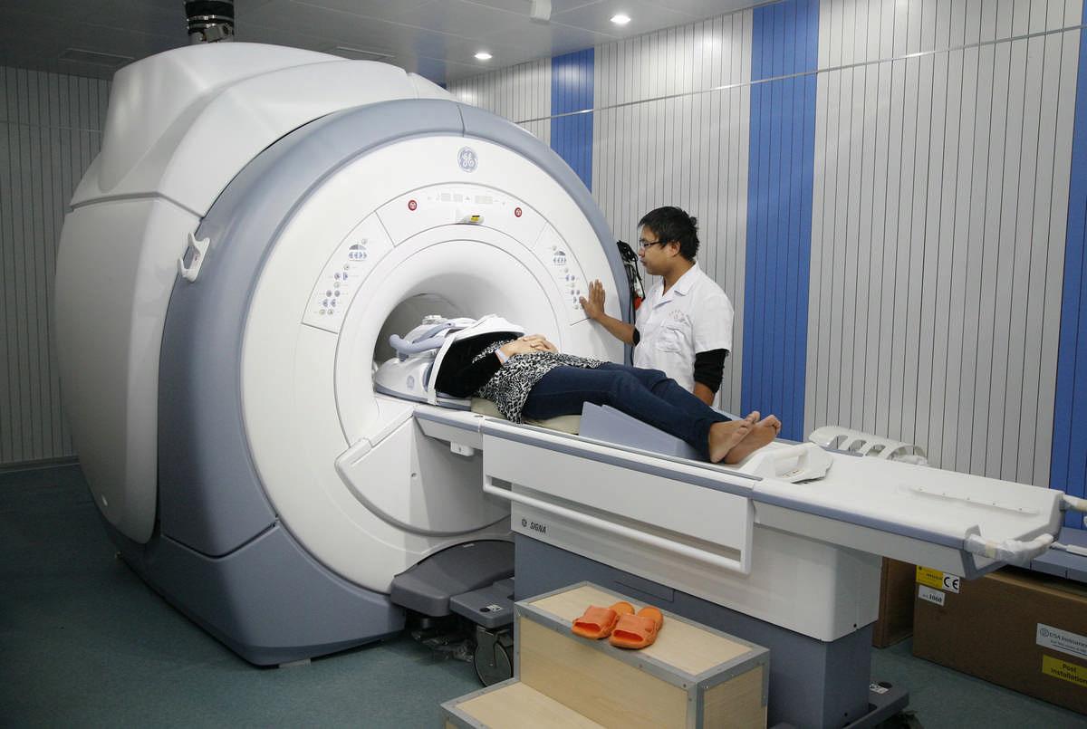 漯河市医专三附院使用磁共振英国威廉希尔公司APP
