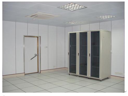 电磁脉冲防护室